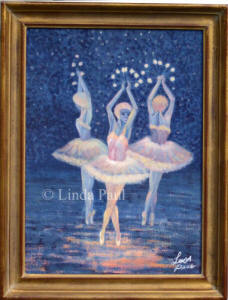 ballet painting for sale