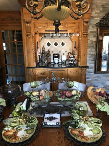 fall thankgiving decor ideas