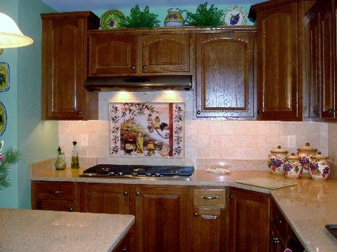 Tuscan Kitchen Backsplash Ideas Living Room Furniture