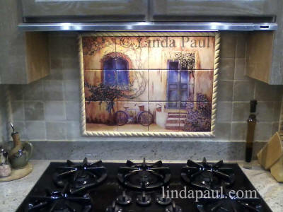 provence tiles