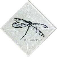 dragonfly 2x2 tile accent