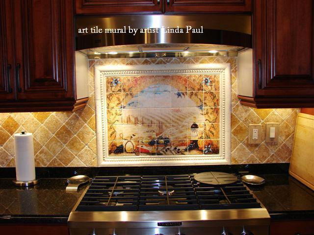 Tuscany Backsplash Tiles