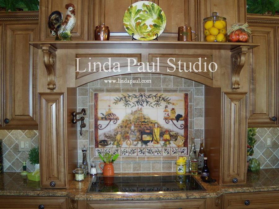 italian kitchen backsplash tile by linda paul studio fat
