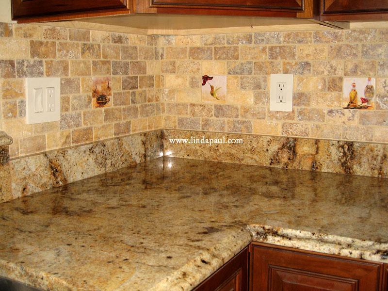Backsplash Kitchen Ideas Magnificent With Kitchen Backsplash Ideas Granite Countertops Image
