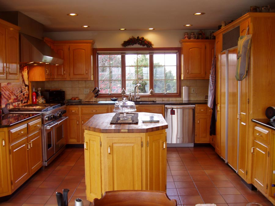 Small Tuscan Kitchen Designs Images