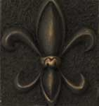 bronze oil rubbed