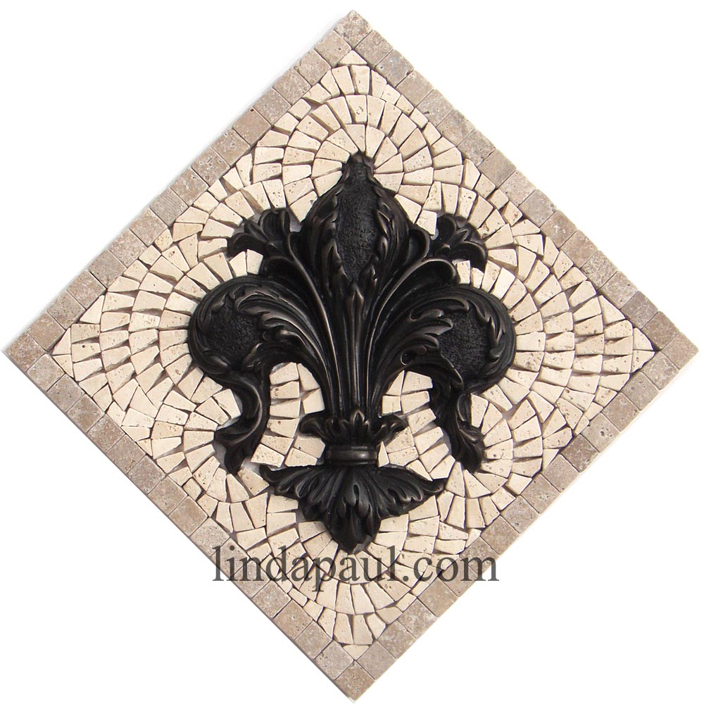 Small Decorative Metal Medallions Simple Mesmerizing Metal