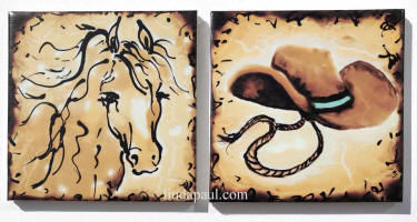 horse tiles on sale