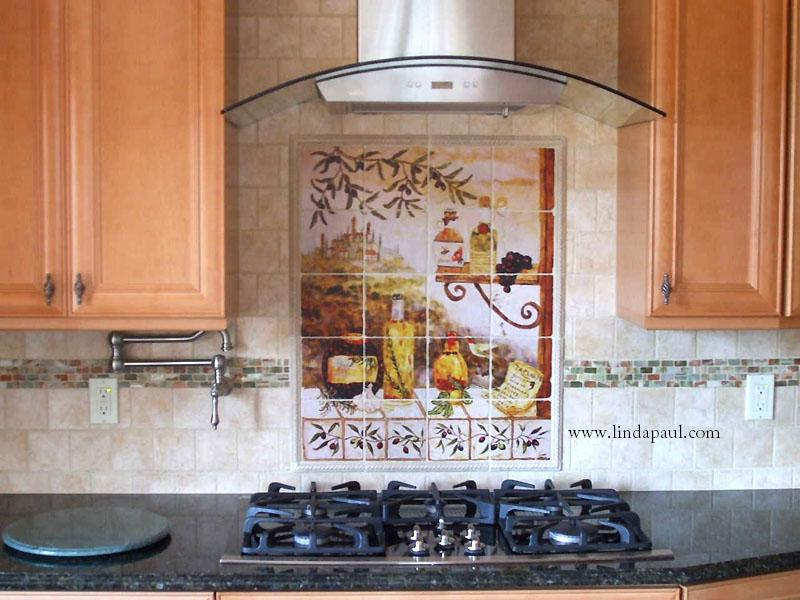 Attractive Kitchen Backsplash