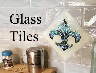 handmade tiles glass tile