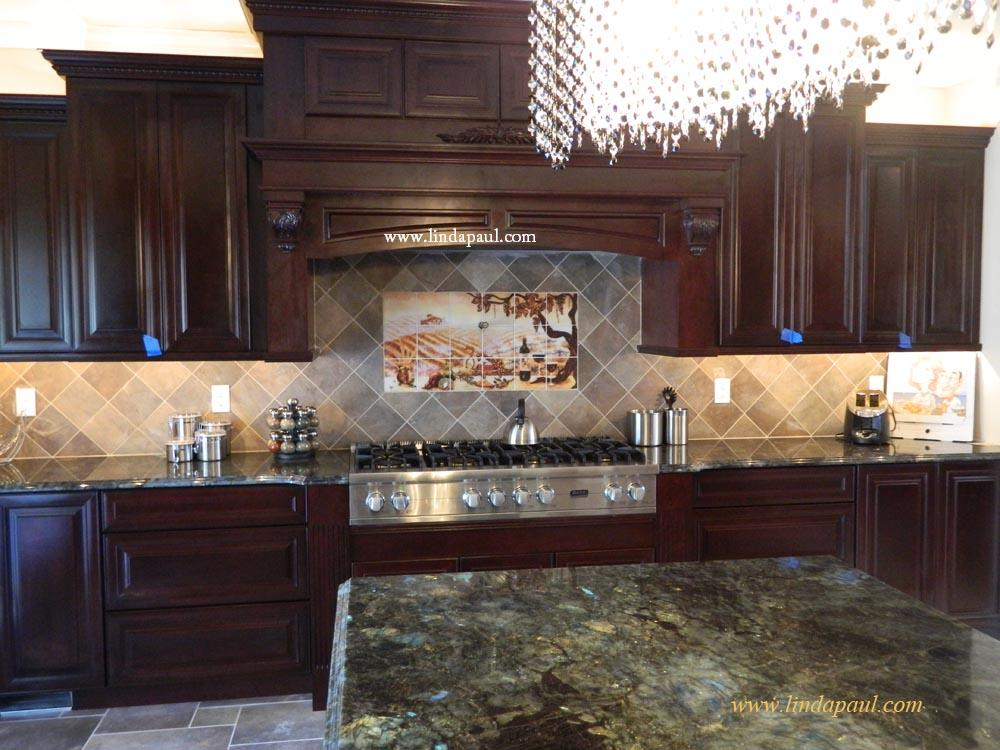 The Vineyard Tile Murals  Tuscan Wine Tiles  Kitchen. Lidingo Kitchen. Bistro Kitchen Sets. Kitchens With Dark Floors. Night Kitchen Interactive. Grillin Grand Kitchen. Kitchen Cabinet Store. Country Kitchen Taneytown Md. Just Like Home Kitchen