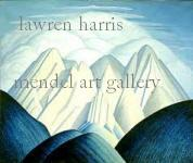 lawren harris painting from Mendel Art Gallery - Group of 7