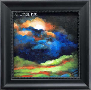 sky clouds inspirational  painting