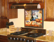 cajun kitchen backsplash